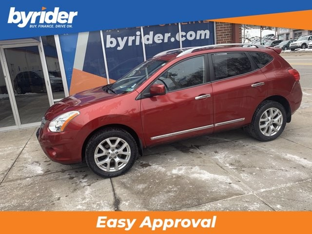 2011 Nissan Rogue in Pittsburgh, PA 15237
