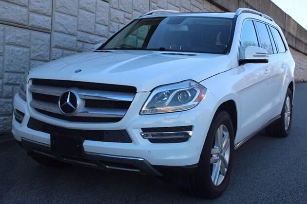 2014 Mercedes-Benz GL 450 in Decatur, GA 30032 - 1804548