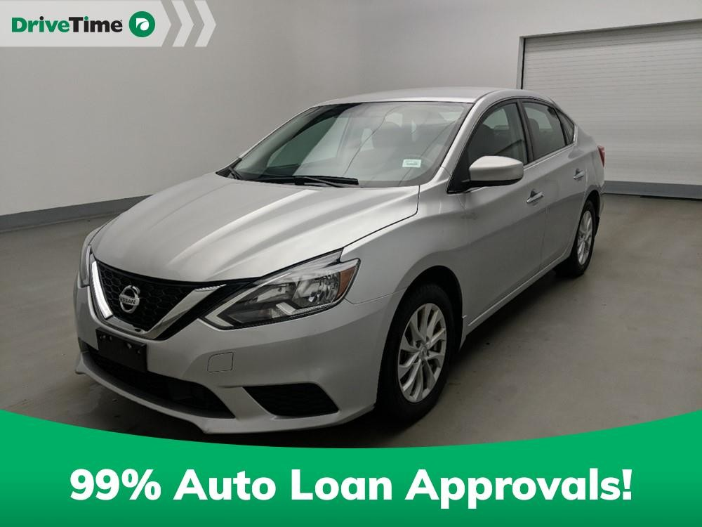 2019 Nissan Sentra in Stone Mountain, GA 30083