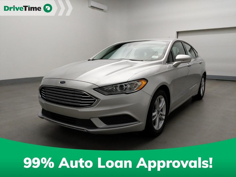 2018 Ford Fusion in Union City, GA 30291