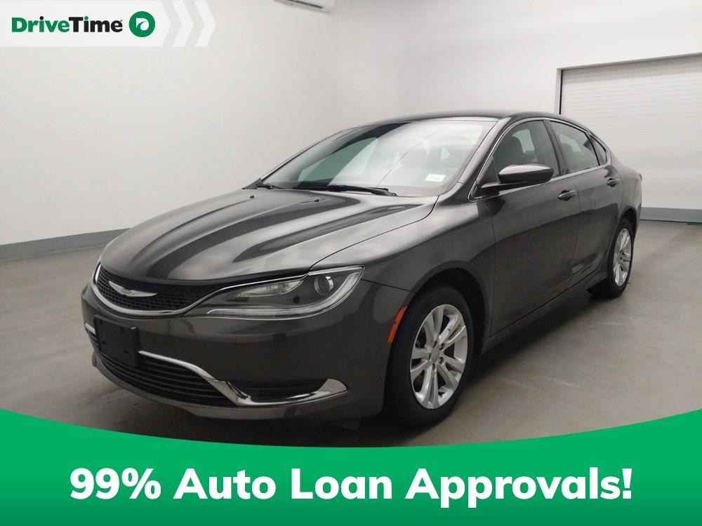 2015 Chrysler 200 in Stone Mountain, GA 30083
