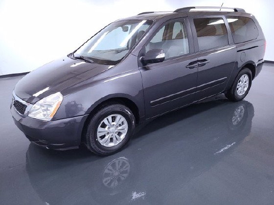 2012 Kia Sedona in Lawrenceville, GA 30046 - 1806700