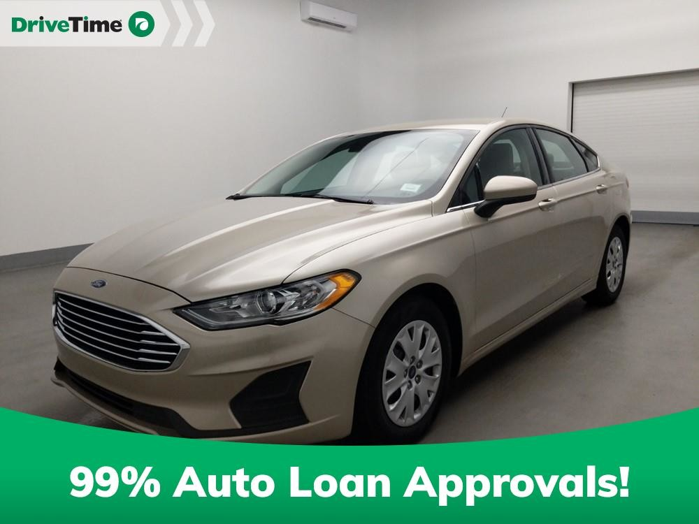 2019 Ford Fusion in Duluth, GA 30096