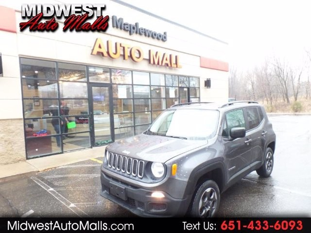 2017 Jeep Renegade in Roseville, MN 55113