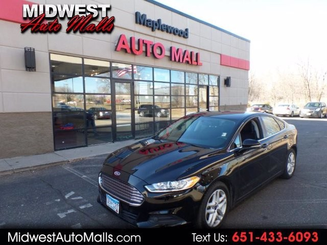 2016 Ford Fusion in Roseville, MN 55113