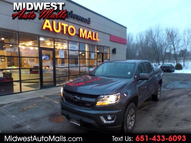 2017 Chevrolet Colorado in Roseville, MN 55113