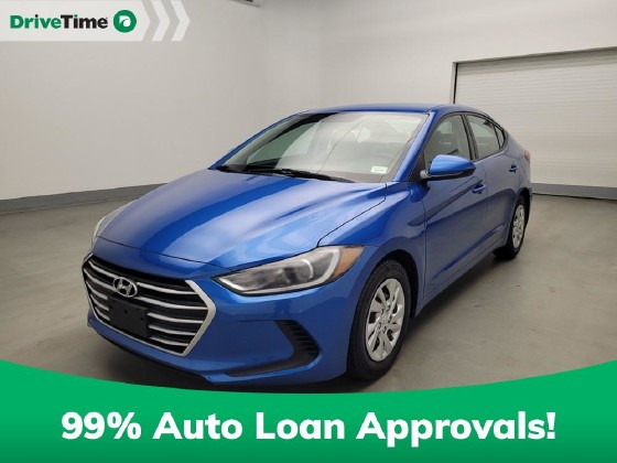 2018 Hyundai Elantra in Stone Mountain, GA 30083 - 1813890