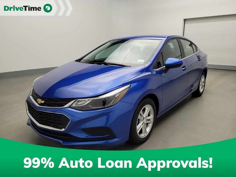 2016 Chevrolet Cruze in Morrow, GA 30260