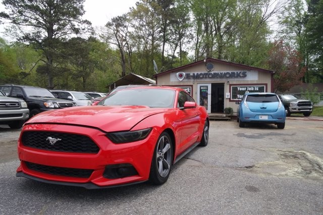2015 Ford Mustang in Roswell, GA 30075