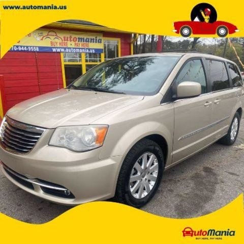 2014 Chrysler Town & Country in Austell, GA 30168