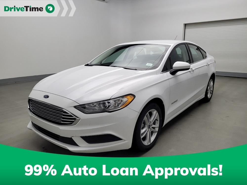 2018 Ford Fusion in Morrow, GA 30260