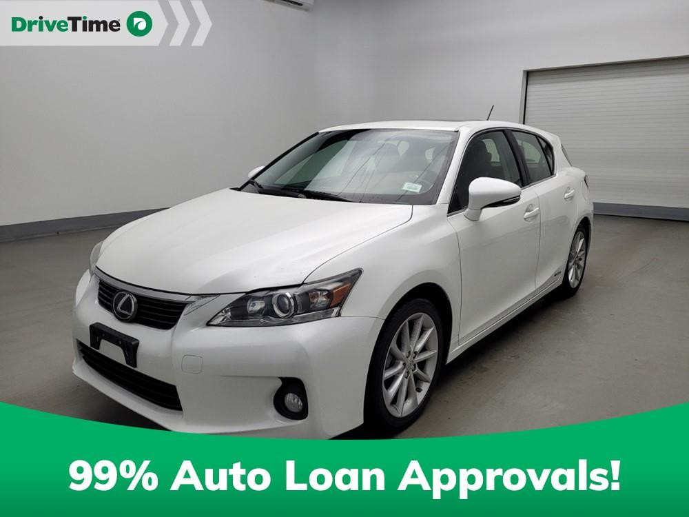 2013 Lexus CT 200h in Stone Mountain, GA 30083