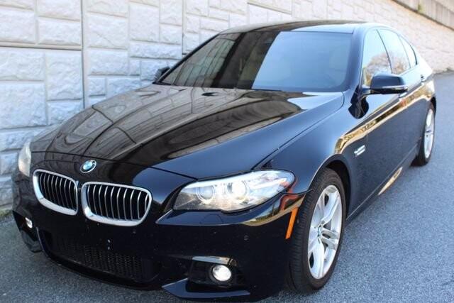 2016 BMW 528i in Decatur, GA 30032