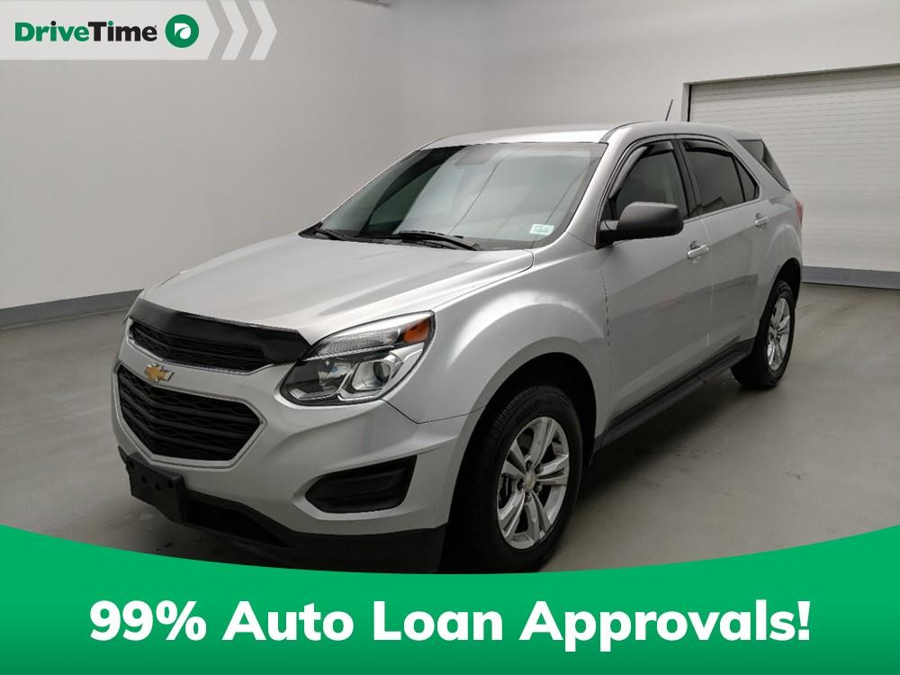 2016 Chevrolet Equinox in Stone Mountain, GA 30083