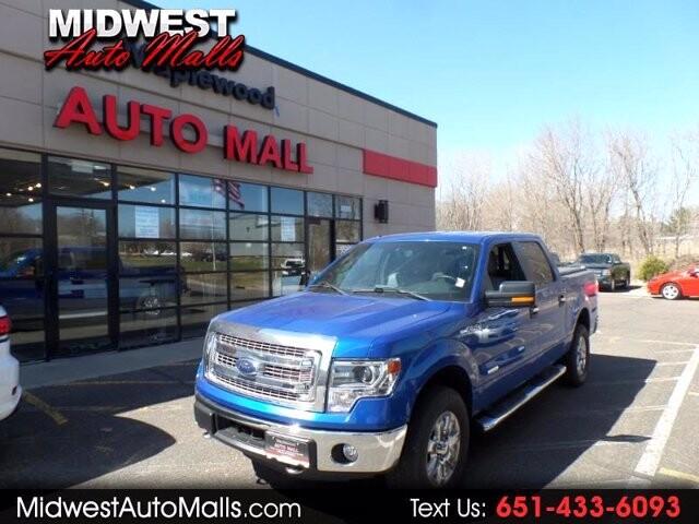 2014 Ford F150 in Roseville, MN 55113
