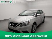 2019 Nissan Sentra in St. Louis, MO 63136