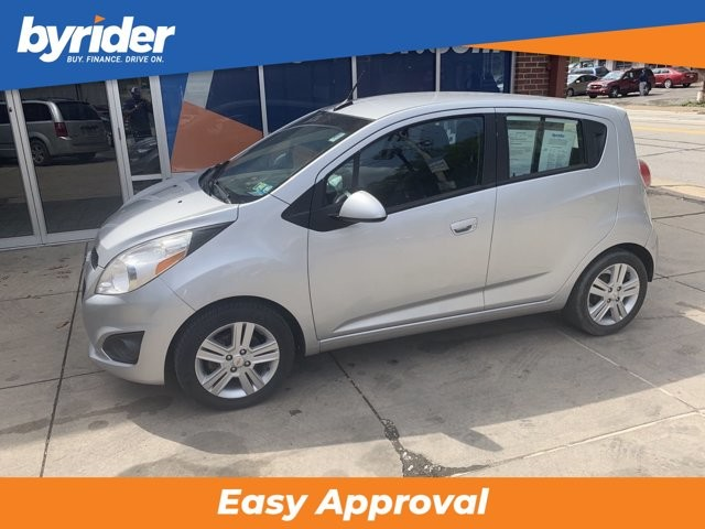 2013 Chevrolet Spark in Pittsburgh, PA 15237