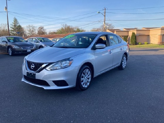 2017 Nissan Sentra in Cinnaminson, NJ 08077 - 1827417