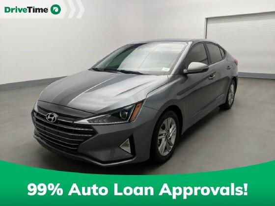 2019 Hyundai Elantra in Marietta, GA 30062 - 1827538