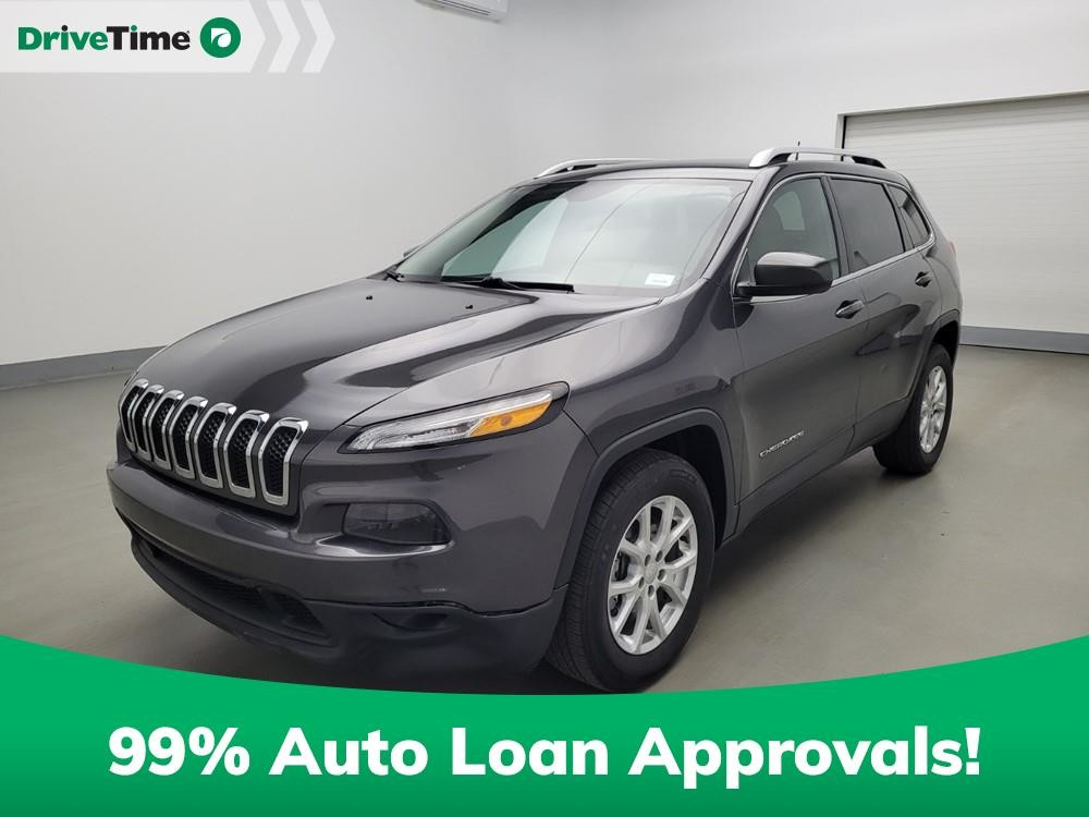 2017 Jeep Cherokee in Morrow, GA 30260