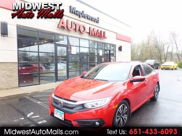 2017 Honda Civic in Roseville, MN 55113