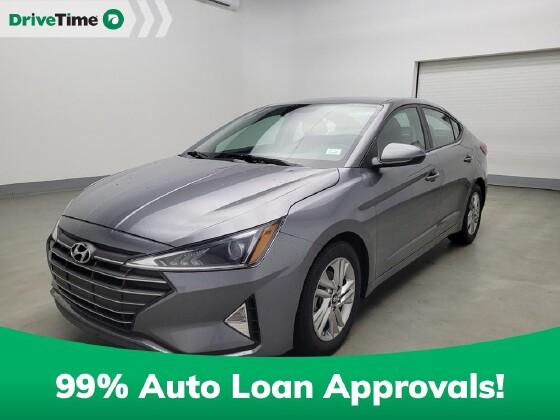 2019 Hyundai Elantra in Marietta, GA 30062 - 1831182