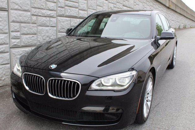2015 BMW 740i in Decatur, GA 30032 - 1832642
