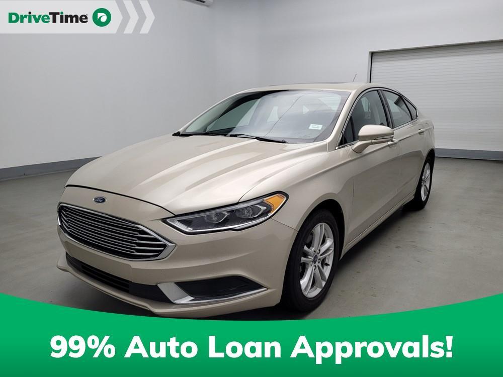 2018 Ford Fusion in Marietta, GA 30062