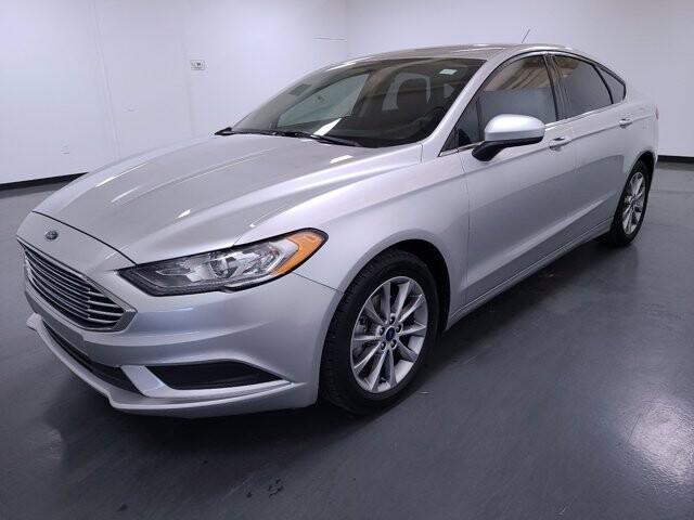 2017 Ford Fusion in Stone Mountain, GA 30083
