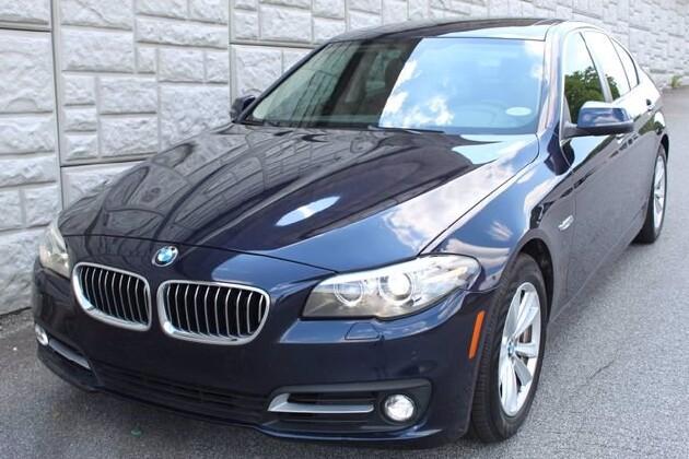 2015 BMW 528i in Decatur, GA 30032 - 1835861
