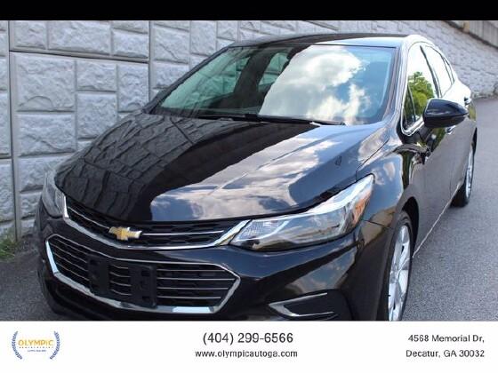 2017 Chevrolet Cruze in Decatur, GA 30032 - 1835863