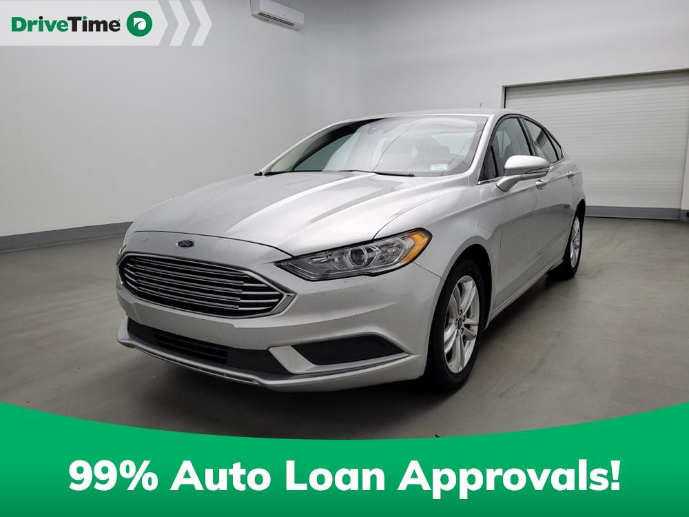 2018 Ford Fusion in Duluth, GA 30096