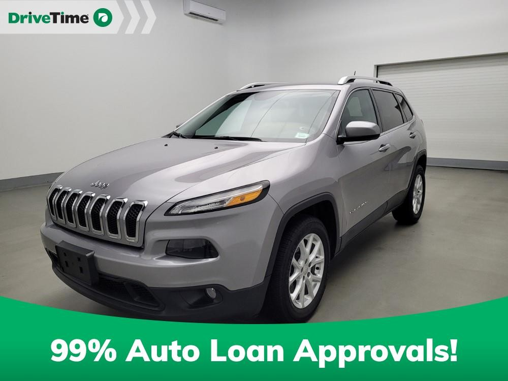 2018 Jeep Cherokee in Stone Mountain, GA 30083