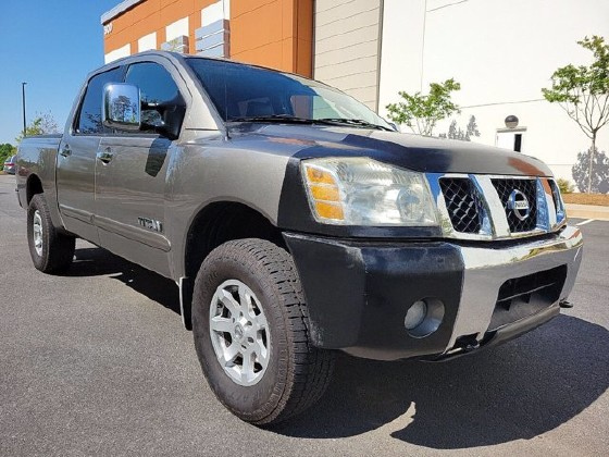 2006 Nissan Titan in Buford, GA 30518 - 1837121