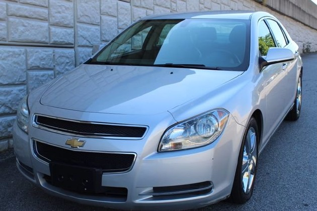 2011 Chevrolet Malibu in Decatur, GA 30032 - 1837334