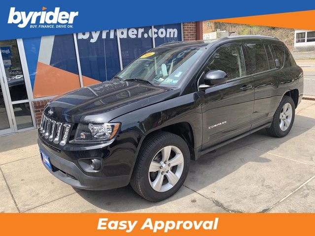 2016 Jeep Compass in Pittsburgh, PA 15237