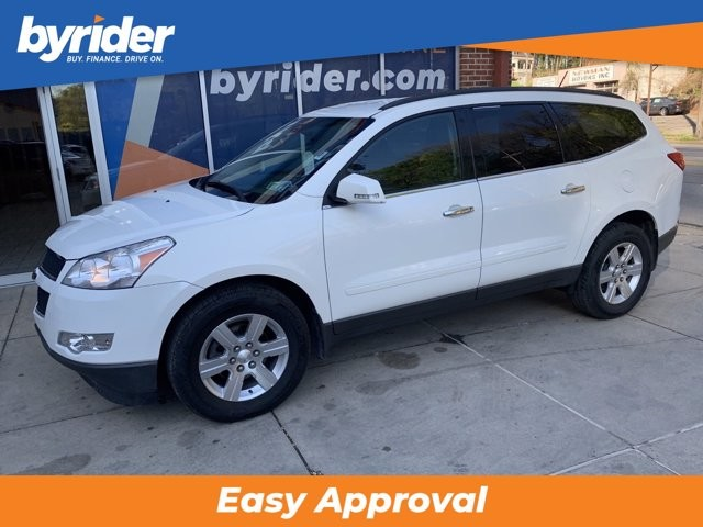 2012 Chevrolet Traverse in Pittsburgh, PA 15226