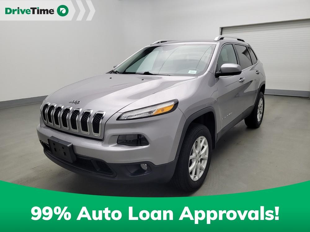 2018 Jeep Cherokee in Morrow, GA 30260