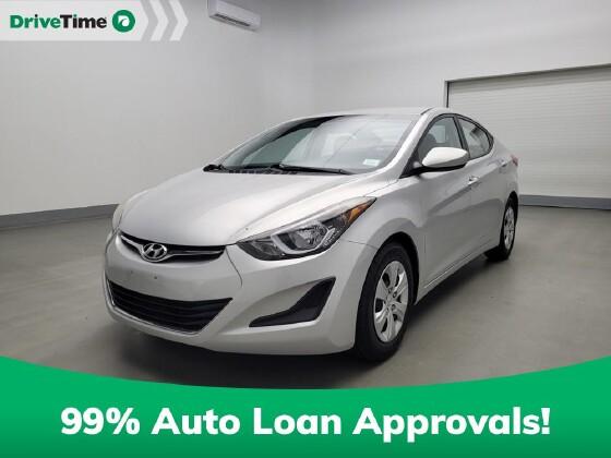 2016 Hyundai Elantra in Marietta, GA 30062 - 1839859