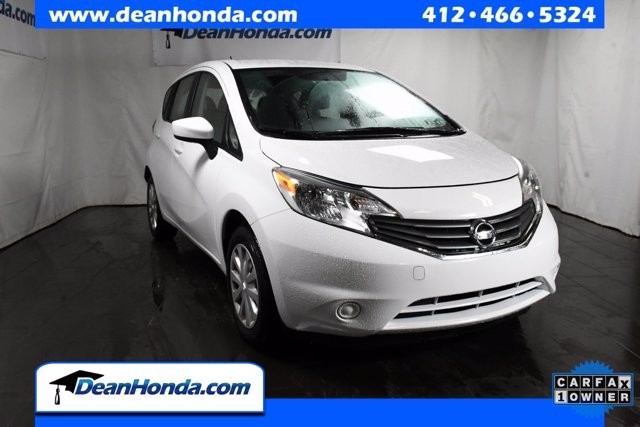 2016 Nissan Versa Note in Pittsburgh, PA 15236