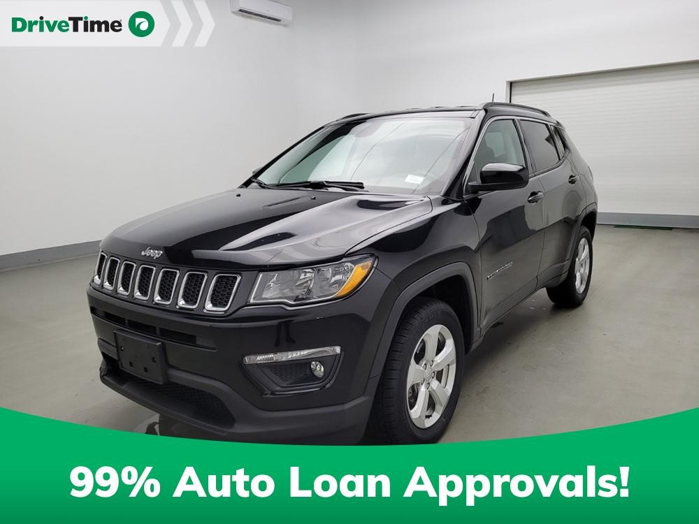2018 Jeep Compass in Stone Mountain, GA 30083