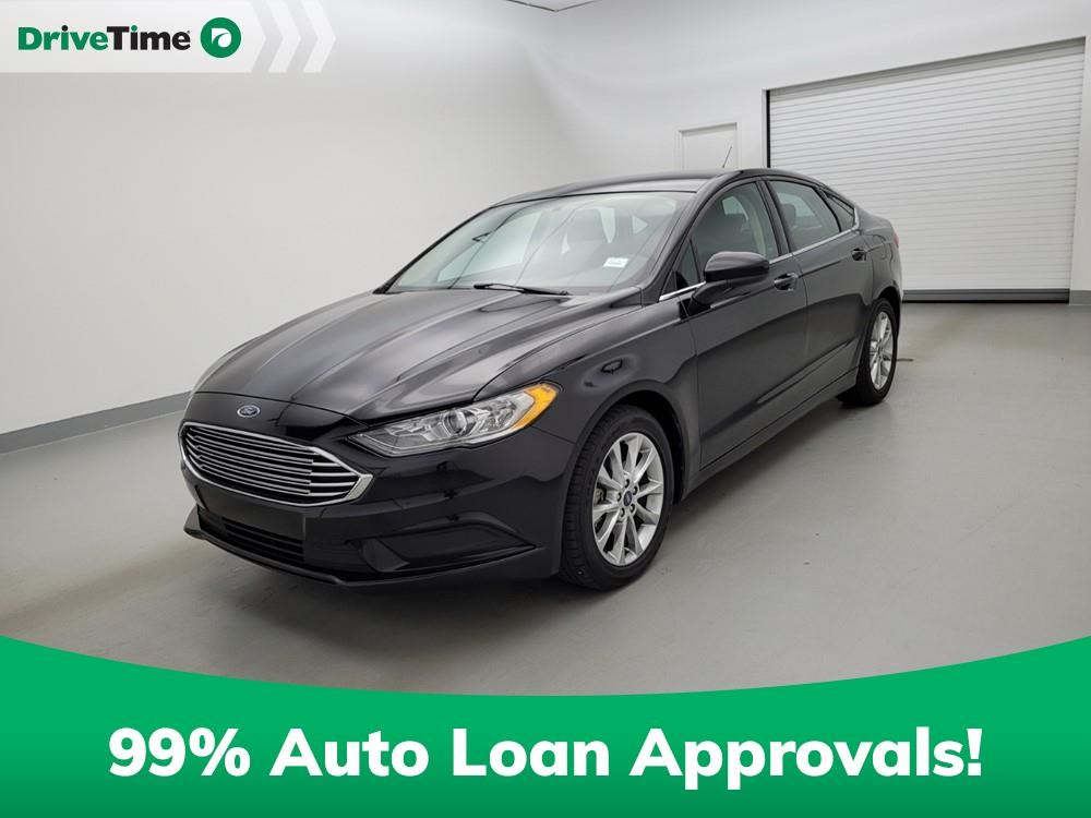 2017 Ford Fusion in Raleigh, NC 27604