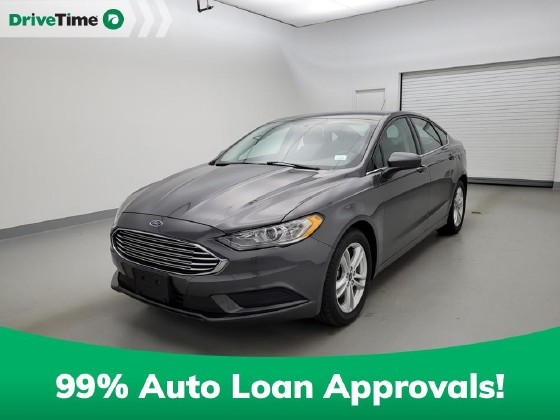 2018 Ford Fusion in Raleigh, NC 27604 - 1843606