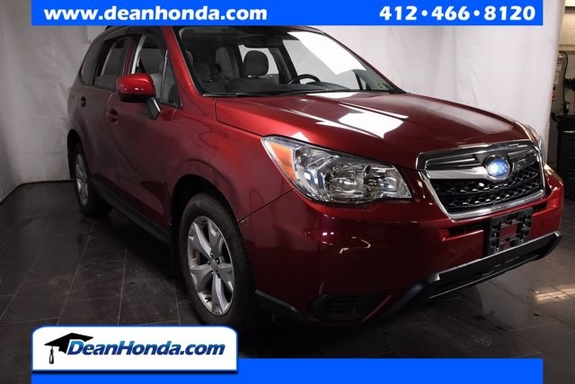 2015 Subaru Forester in Pittsburgh, PA 15236