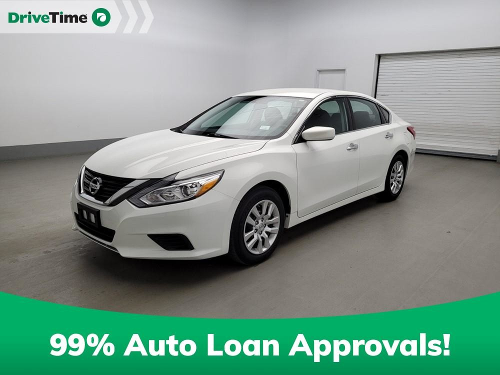 2016 Nissan Altima in Raleigh, NC 27604