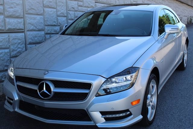 2012 Mercedes-Benz CLS 550 in Decatur, GA 30032