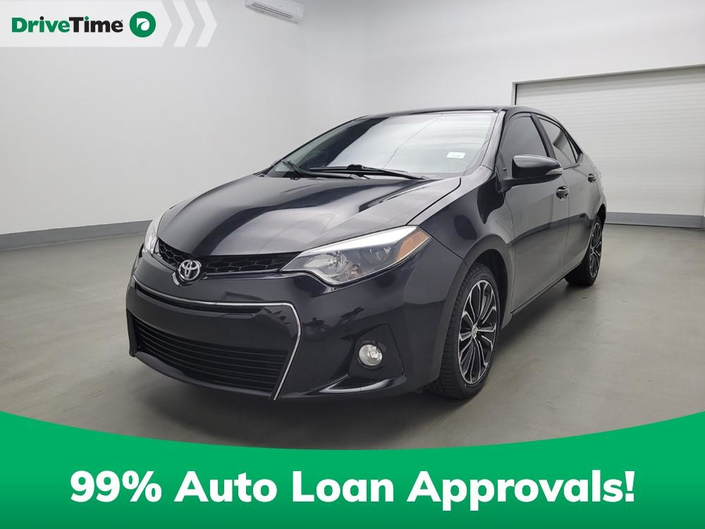 2015 Toyota Corolla in Stone Mountain, GA 30083