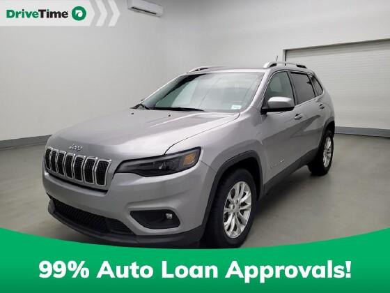 2019 Jeep Cherokee in Duluth, GA 30096 - 1853547
