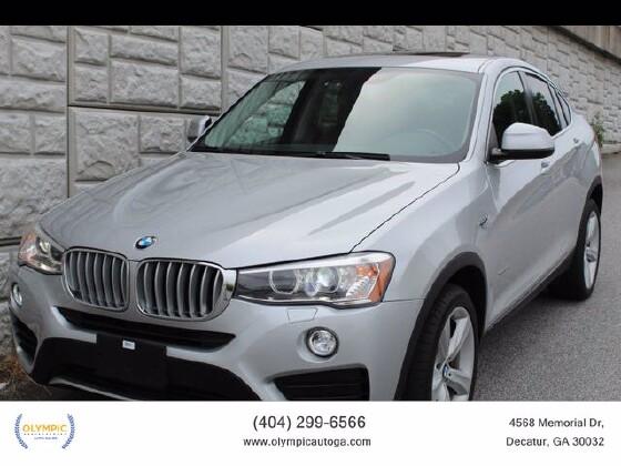 2016 BMW X4 in Decatur, GA 30032 - 1863338