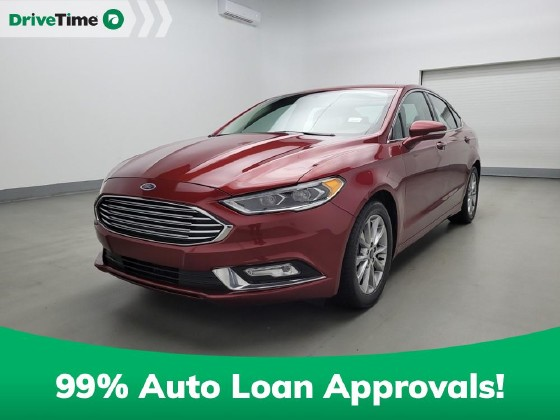 2017 Ford Fusion in Stone Mountain, GA 30083 - 1864444